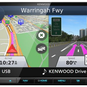 Kenwood DNX9190DABS INBUILT GARMIN MAPPING, WIRELESS CAR PLAY, USB ANDROID AUTO