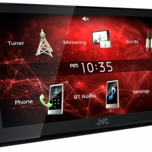 JVC  Monitor with Receiver KW-M150BT