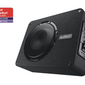 Audison active 10 inch sub box APBX10AS