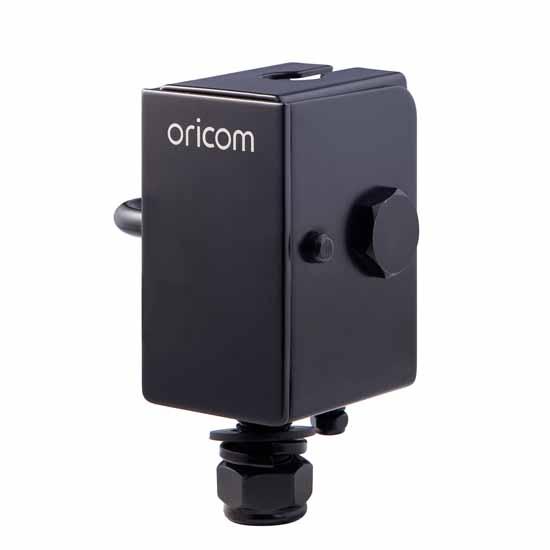 ORICOM BR600BK Folding Bull Bar Antenna Mounting Bracket (Black)