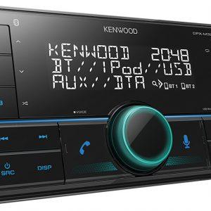Kenwood DPX-M3200BT Dual Din USB / Digital Media Reveiver