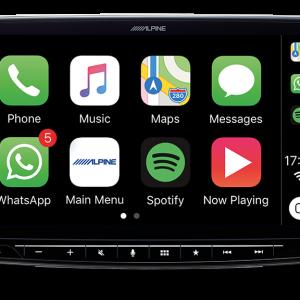 "Alpine ILX-F309E Halo9 9"" Apple CarPlay / Android Auto / HDMI / USB / Bluetooth /  FLAC / DAB+ ReceiveI"