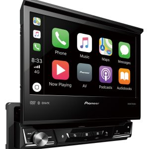 AVH-Z7250BT  Touch-screen Multimedia player with Apple CarPlay, Android Auto & Bluetooth.