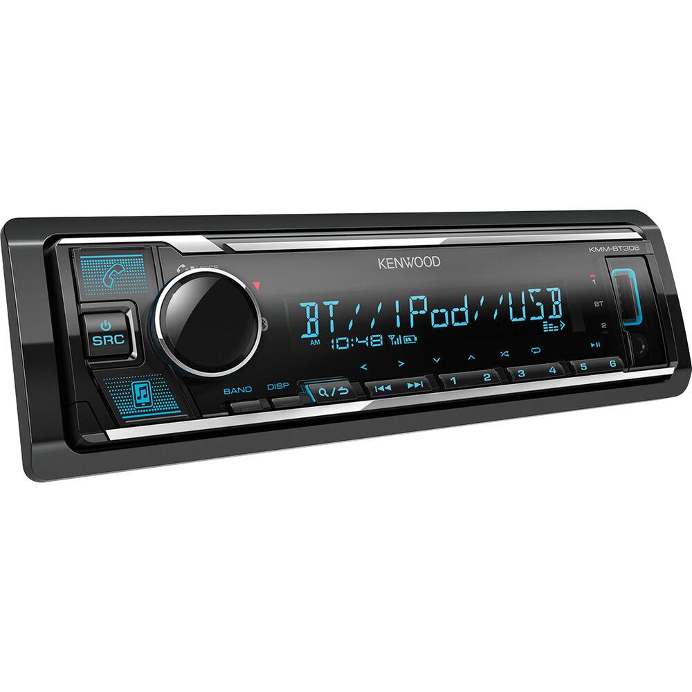 Kenwood Digital Media Player With Bluetooth - KMMBT306