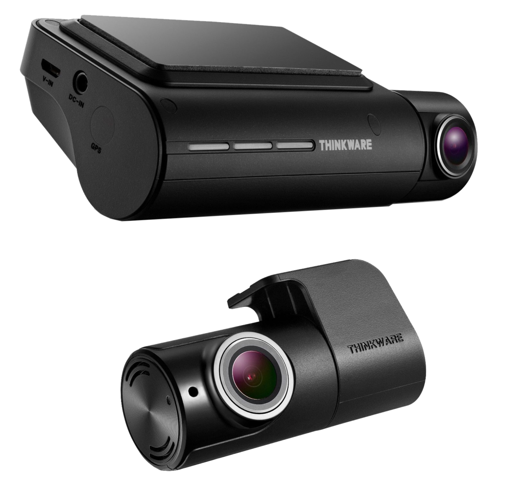 Thinkware Th800d16  Front and Rear Dashcam 16 Gig