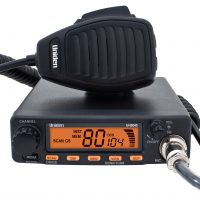 Uniden UH5040 Compact Size UHF CB Mobile – 80 Channels