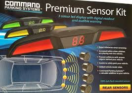 Command 91CMD16-4 Reverse Sensor Kit