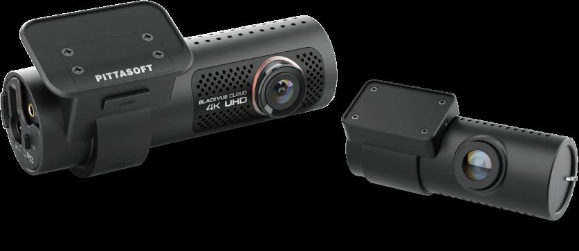 Blackvue dr900x-2ch-256gig Dashcam