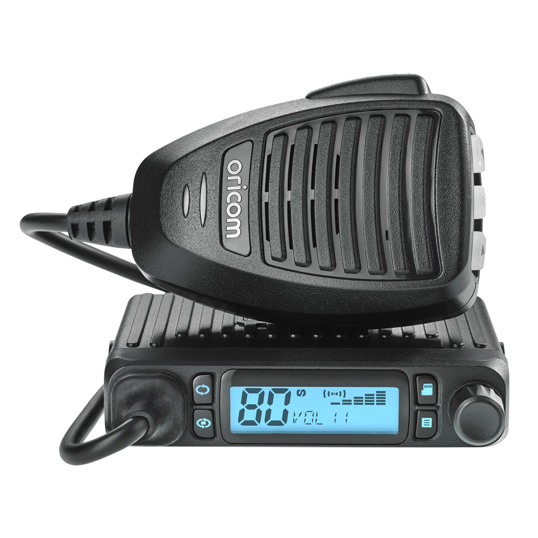 Oricom's DTX4300 ultra compact micro UHF CB