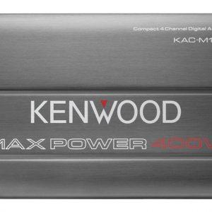 Kenwood KAC-M1814 Compact 4-Channel Digital Amplifier