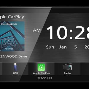 Kenwood dmx5020s Apple CarPlay™/ Android Auto™