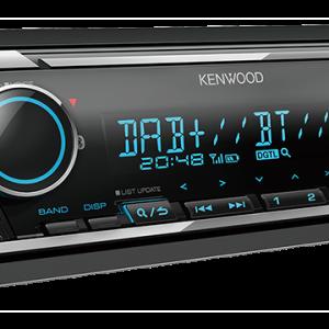 Kenwood KMMBT506DAB   DIGITAL RADIO