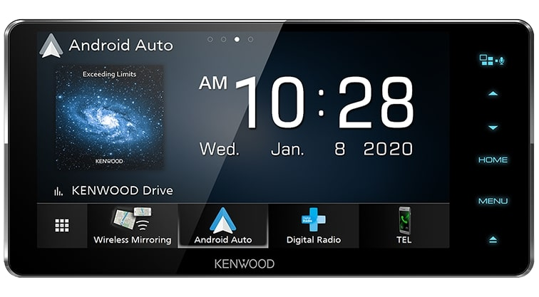 Kenwood DDX920WDABS AV Receiver with 6.8 inch High Definition Display 2020 Model