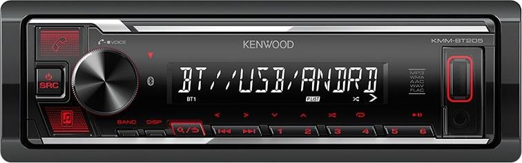Kenwood KMM-BT205 USB Receiver