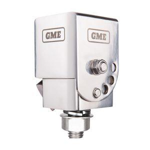 MB042 Fold-down Antenna Mounting Bracket (Silver) GME
