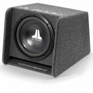 "JL Audio CP112W0-4 12""  Sub in Box"