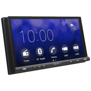 Sony 17.6 cm (6.95 inch) Apple CarPlay / Android Auto™ Media Receiver xavax3000