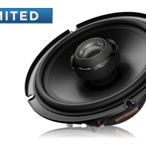 """Pioneer TS-Z65F 6.5"""" Coaxial 2-Way Coaxial System (300W Max)"""